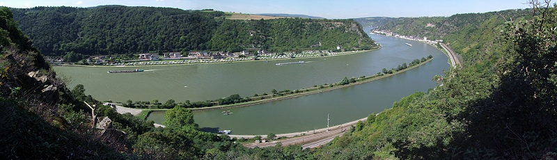 St. Goarshausen: Loreley (Deutschland)