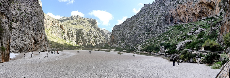 Torrent De Pareis (Spanien/Mallorca)</a>